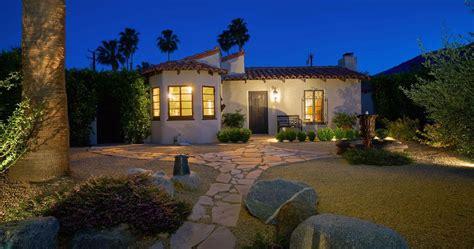 spanish homes  sale palm springs ca