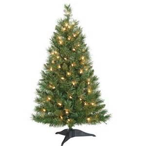 time pre lit 3 39 artificial tree clear lights