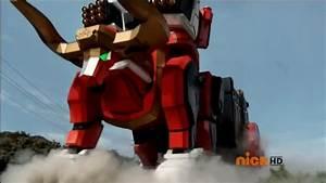 Power Rangers Super Samurai - The Bullzord - Enter the ...