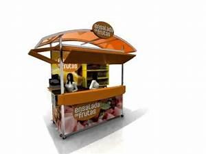 Kiosko para venta de fruta avi YouTube