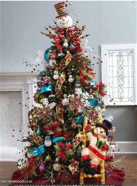 fotos lindos 225 rboles de navidad decorados christmas