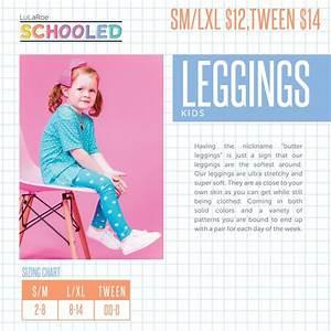 Lularoe Size Chart 2018 Summer Lularoe Kid 39 S Sizing Chart Lularoe