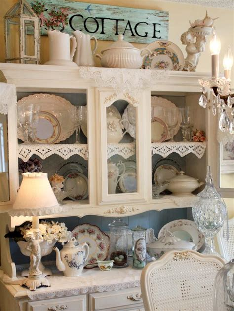 shabby chic dining room hutch shabby chic decor home decor accessories furniture
