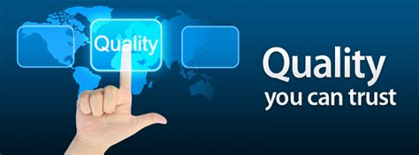 Quality & Motto | STV Industries | STV Industries