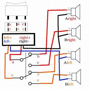 Toggle Switch Diagram For Speakers