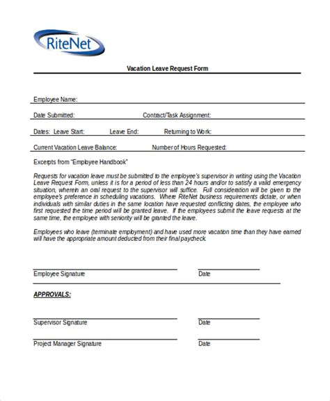 Sample Vacation Request Form  9+ Free Documents In Word, Pdf. Striking Double Sided Business Cards. Letterhead Templates Open Office Template. Monthly Event Calendar Template. Baby Shower Invitations For Girl Template. Make A Outlook Email Template. Word Format Of Resume Template. Printable Weekly Time Sheet. Appreciation Messages To Project Team