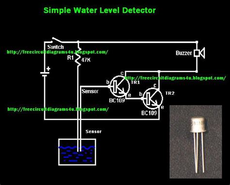 Gadget News Tracker Circuit Diagrams Simple Water Level