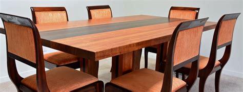 but cuisine signature table comptoir bloc de boucher et ilôt en bois massif