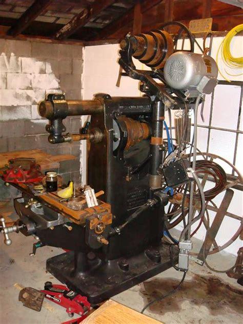 photo index cincinnati milling machine    plain