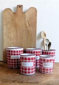Pots à épices : un peu de rouge en cuisine ~ Teatrodelosmanantiales.com Idées de Décoration