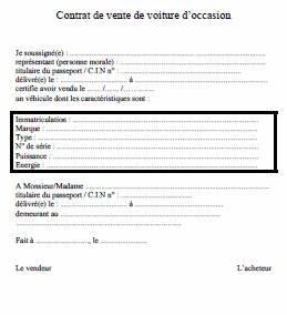Vente De Véhicule Entre Particulier : contrat vente voiture occasion entre particuliers voiture d 39 occasion ~ Medecine-chirurgie-esthetiques.com Avis de Voitures