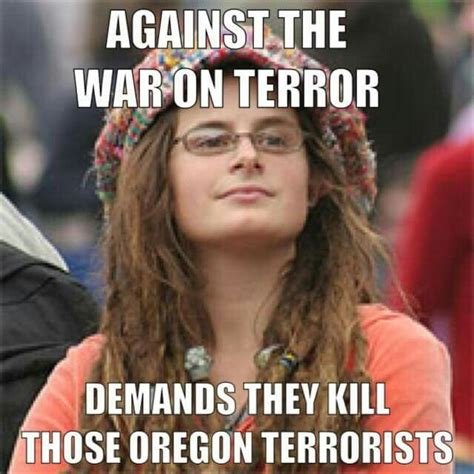 College Liberal Meme Who Is She - 194 best images about quot liberal quot leftist college girl or bad argument hippie on pinterest god