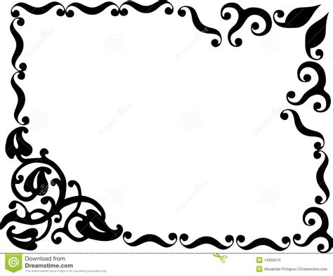Simple Background Design Black And White 1 » Background