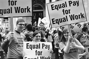 """The """"Equal Pay for Equal Work Enforcement Act"""" proposal ..."""