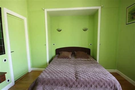 cuisine verte anis photo deco appartement style deco orange vert 61