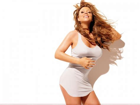 Mariah Carey-hot Wallpapers