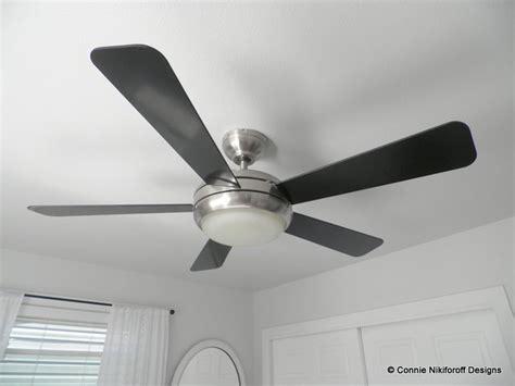 modern bedroom ceiling fans restful master bedroom modern ceiling fans other