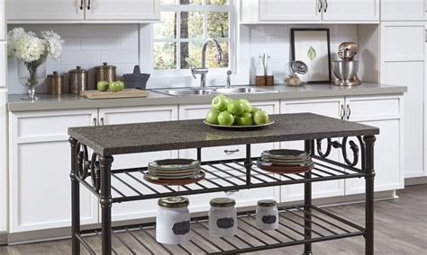 guide  buying   kitchen island overstockcom