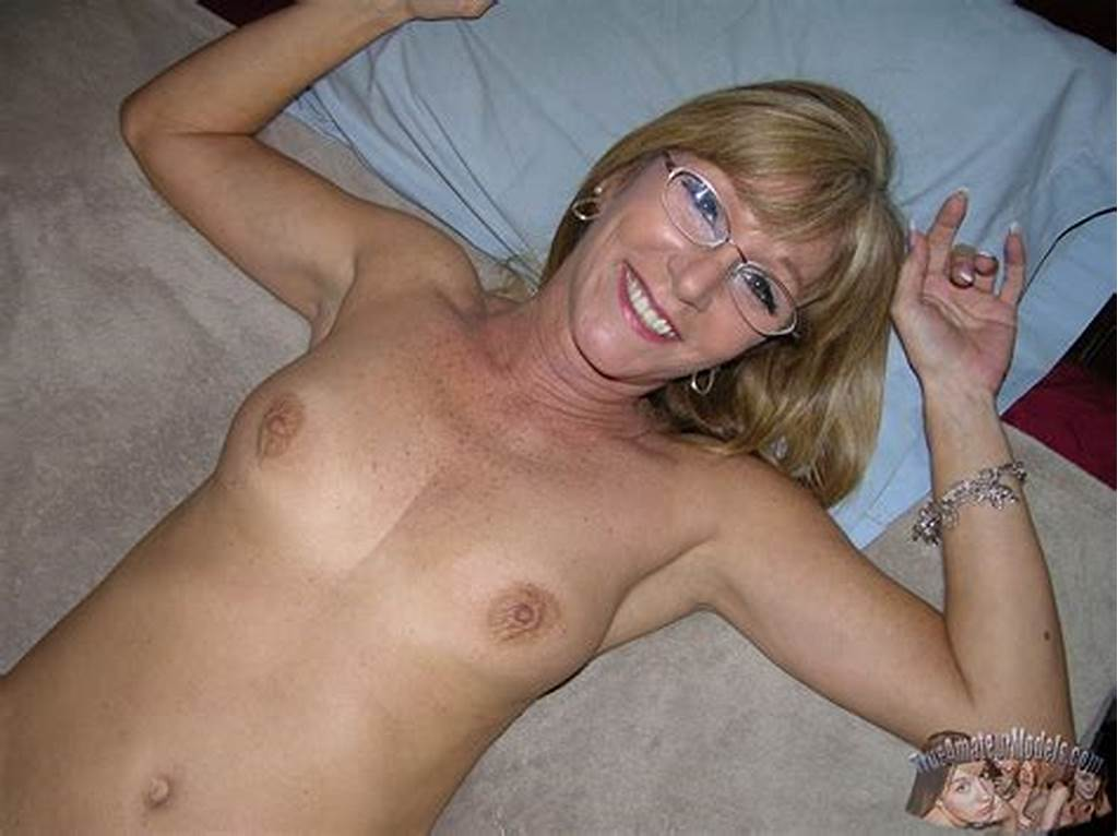 #Nude #Milf #With #Glasses