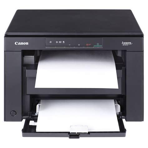 Sur mac, elle s'installe automatiquement. Canon i-sensys MF-3010 - Imprimante multifonction Canon sur LDLC