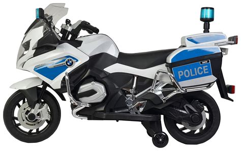 What Type Of Motorcycles Do Police Ride