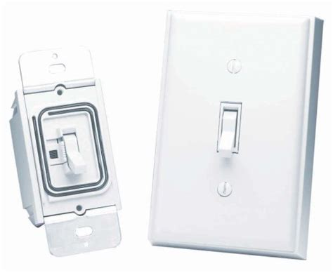 ge wireless indoor remote wall switch light control 18296 new indoor wireless wall switch transmitter remote control
