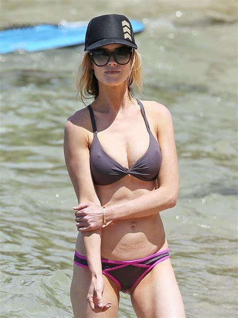updated  christina el moussa bikini pictures hot sexy
