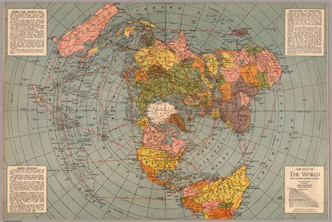 flat earth map  flat earth map explained