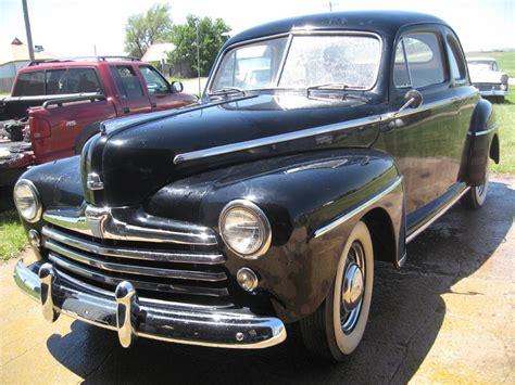 1946 Ford Super Deluxe 2 Door Coupe