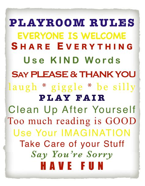 Cheaper And Better Free Printable Playroom Rules Sign. Hamster Signs. Hand California Signs Of Stroke. Pool Signs. Antidepressant Signs. Alpha Signs. Awning Signs. Vitamin Signs. Red Circle Signs