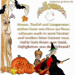 Schöne Halloween Bilder : halloween gb bilder halloween gaestebuch pic facebook whatsapp bilder gb pics ~ Watch28wear.com Haus und Dekorationen