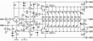 High Power Amplifier 1500w With Transistor