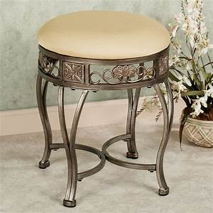 Vanity benches and stools decoration news for Bathroom vanity stools or chairs