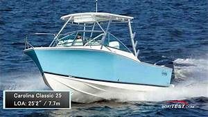 Carolina Classic 25 Review 2014- By Boattest Com