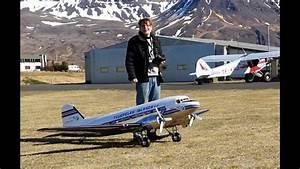 Rc 3 : first flight of dc 3 rc 1 8 scale youtube ~ Eleganceandgraceweddings.com Haus und Dekorationen
