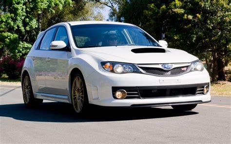 2009 Subaru Sti 0 60