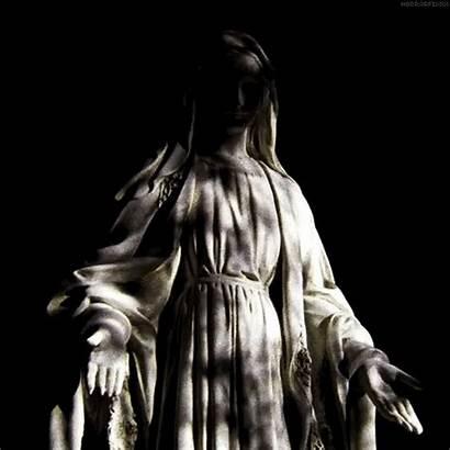Dark Academia Aesthetic Gifs Grunge Statue Animated