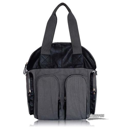 messenger shoulder bags canvas tool bag canvas big pu bag 4 colors e canvasbags