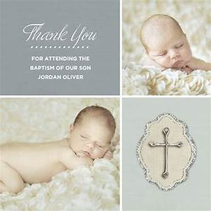 photo baptism thanks boy template 120071 by roxanne With baptism thank you card template