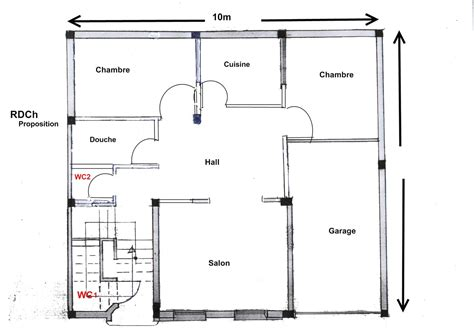 Dessiner Plan Maison Gratuit 2d Dessiner Plan Maison Gratuit 2d Avec Plan Architecte