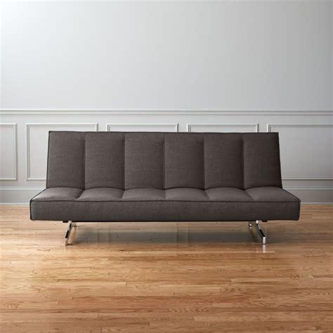 Flex Gravel Sleeper Sofa by Flex Gravel Sleeper Sofa Gravel Cb2