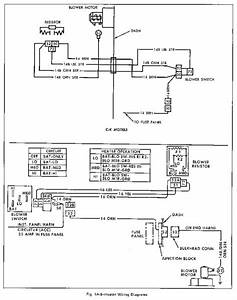 Rover 200 Heater Blower Wiring Diagram  58681