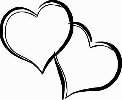 Heart Coloring Hearts Cartoon Cool Any Printable