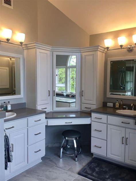 ideas  adding corner bathroom
