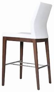 pasha wood stool by sohoconcept contemporary bar With bar stools orange county