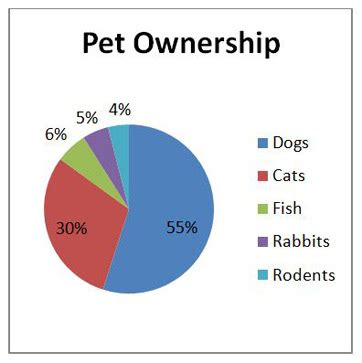 pie chart definition examples video