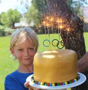 Olympic Birthday Party Ideas