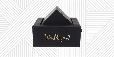 interactive engagement ring packaging design packaging inc