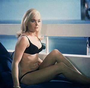 Jill Masterson - James Bond Characters