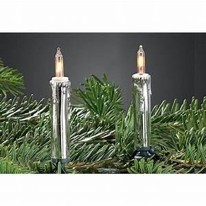 Weihnachtsbaum Mit Lichterkette : weihnachtsbaum lichterkette mit 20 mini schaftkerzen ~ A.2002-acura-tl-radio.info Haus und Dekorationen